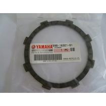 Disco Embreagem Original Yamaha Ybr Xtz Factor 125 1 Unidade