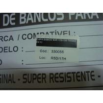 Capa De Banco Nxr Bros 125 / 150 Preta