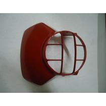 Carenagem Farol Xl 125 / Xlx 250 86/87 Vermelho