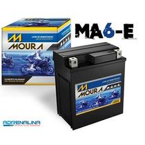 Bateria Moura Ma6 E Moto Suzuki Burgman 125 150 Gy Max 150..