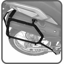 Suporte Bau Lateral Scam Yamaha Tenere 250 2015 Em Diante
