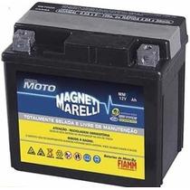 Bateria Moto Selada 7ah Honda Cbx150 Nx200 350 Strada Xr200