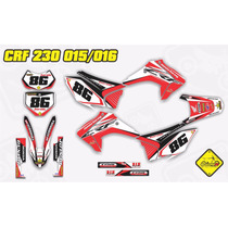 Kit Adesivo Crf 230 2015