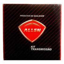 Kit Relação Transmissão Allen Honda Crf-230 S/ Retentor Moto