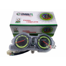 Painel Completo Titan 150 Mix 2009 A 2011 Esd Ks Es (verde)