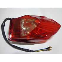 Lanterna Traseira Completa Xtz 150 Crosser Yamaha Modelo Ori