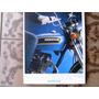 Quadro De Parede Moto Honda 125cc