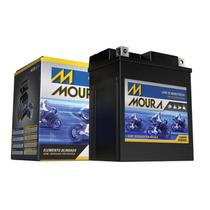 Bateria Moto Moura 8,6ah 12v Ma8,6-e ( Yuasa Ytz10s )
