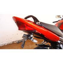 Suporte Placa Eliminador P Pisca Suzuki Bandit 650 1200 1250