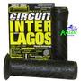 Manopla Circuit Inter Lagos Preta Kallu Motos