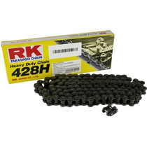 Corrente Transmissão Rk 428h X 118l Ybr/titan 150/rd/rdz Rs1