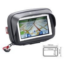 Bolsa Givi S953 4,3 Para Gps E Smartphone Em Guidão De Moto