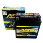Bateria Moto Abs At5,5l Yamaha Ybr125/e/k/ed / Rd135