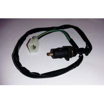 Interruptor Do Freio Dianteiro -dafra Zig 50/ 100(cebolinha)