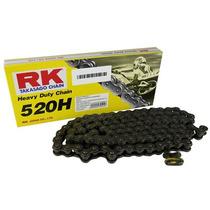 Corrente Transmissão Rk 520h X 110l (cb300/cr250/gs500e) Rs1
