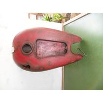 Tanque De Combustivel Para Moto Antiga Sespel