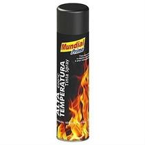 Tinta Spray Alta Temperatura 400ml/240g Prata Mundial Pri...