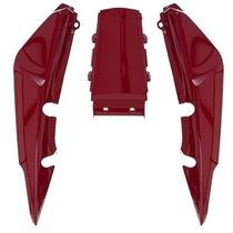 Rabeta Completa Vermelha Caruaru Titan 150 2004/05 Pro Tork