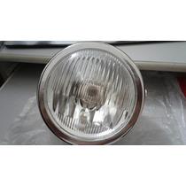 Farol Completo Com Lampada Suzuki Intruder 125