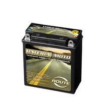 Bateria Route Selada Modelo Ytx6lb-bs P/ Motos 12 Volts 5 Ah