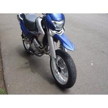 Para Lama Com Protetor Garfo Yamaha Xtz 250 X Lander Motard
