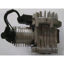Motor 49cc 2t Mini Moto E Quadri Sem Carburador E Puxador
