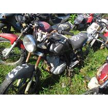 Espelho Da Coroa Da Roda Traseira P/ Suzuki Yes.