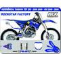 Adesivos-yzf 250 450 06 09-rockstar Factory-qualidade 3m