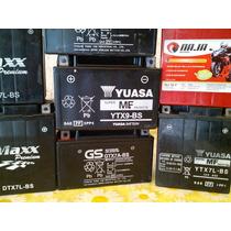 Bateria De Moto Revisada Usada Com Garantia Honda Yamaha