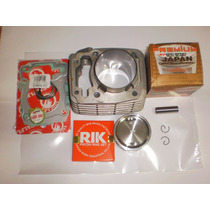 Kit De Cilindro 220 Para Cg/tit/fan 150 Kit Kmp Premium Tax
