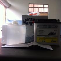 Bateria De Suzuki Yes125 / Intruder 125 8ah 12v - Magneti Ma