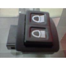 Interruptor Farol Alto E Baixo Sundown Web 100, Evo Botão
