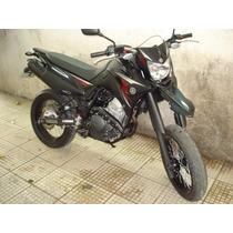 Paralama Lander 250 X + Protetor Bengala Original Yamaha