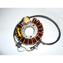 Estator Magnético Completo Xt 225 & Tdm 225 Serjaomotopecas