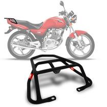 Bagageiro Suporte Moto Givi Suzuki Yes Preto Aço