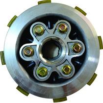 Embreagem Competição 6 Molas Cg/titan 77 A 2008 Fan 6 Discos