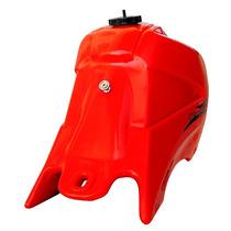 Tanque Plástico Honda Tornado Preto X Cell