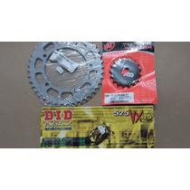 Kit Relação Suzuki Dl1000 V Strom (02-08) - Vaz (rl001)