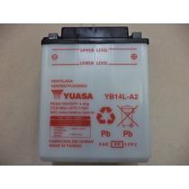 Bateria Yuasa Yb14l-a2 Honda Cb 750 / Xtz 750 / Ninja 1000