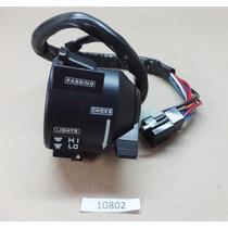 Interruptor Farol / Pisca (chave Luz) Cbx 250 (06-08) 10802