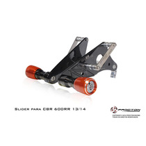 Slider Dianteiro Honda Cbr 600rr 13/14 - Procton