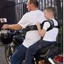 Cinto De Segurança Para Criança Em Motos