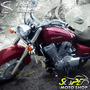 Protetor Motor Mata Cachorro Pedaleira Cobra Shadow 750 ./10