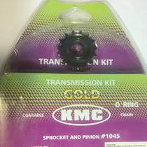 Kit Relação Kmc Yamaha Xtz 250 Tenere Com Retentor Completo