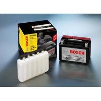 Bateria De Moto Bosch Em Gel Dafra Super 100 2008 Até 2013