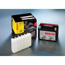 Bateria De Moto Bosch Em Gel Honda Cg Fan 150 2010 Até 2013
