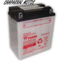 Bateria Yb12ala Yuasa Virago 87-99 Tenere 600