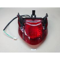 Lanterna Biz 125 2011 - Vermelha-importado (11380)