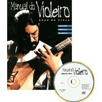 Metodo De Viola Manual Do Violeio C/ Cd Braz Da Viola