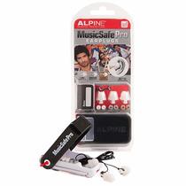 Novo!!! Protetor Auricular Alpine, P/ Músicos, Frete Gratis!